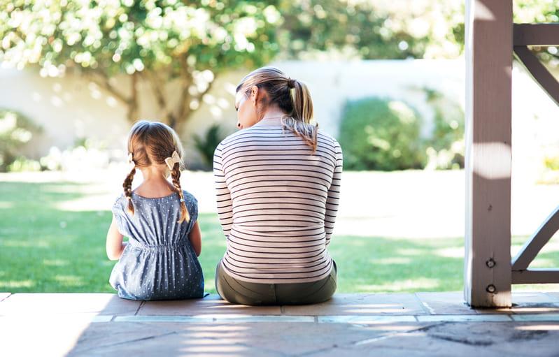 Фото разговор с ребенком