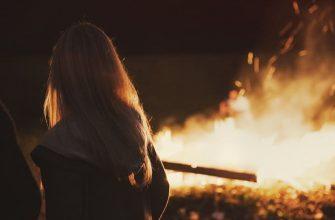 Пожар во сне для женщины