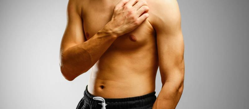 Чешется левая грудь: мужчины