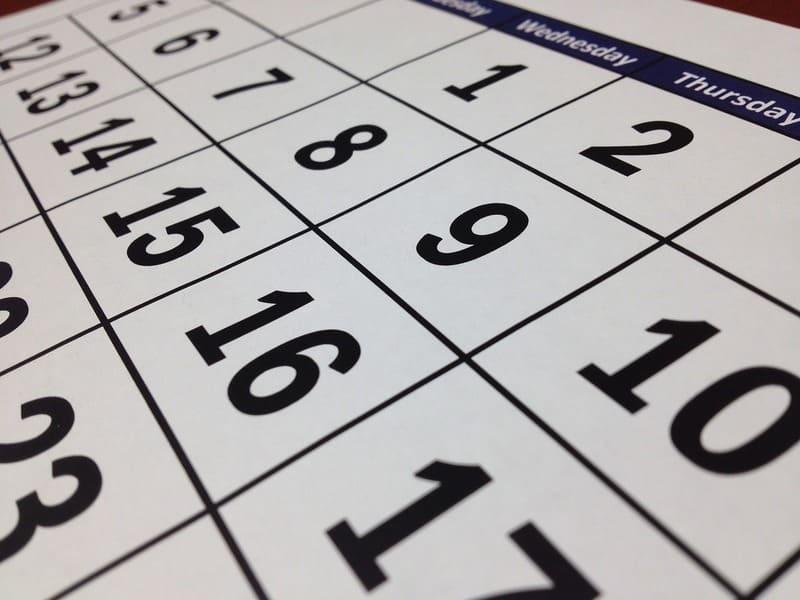 Чешется левая грудь: календарь