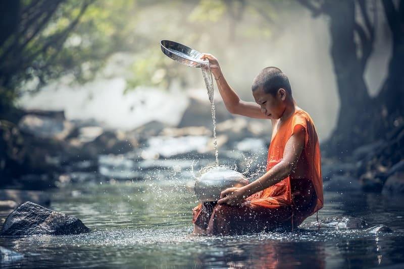Фото медитация
