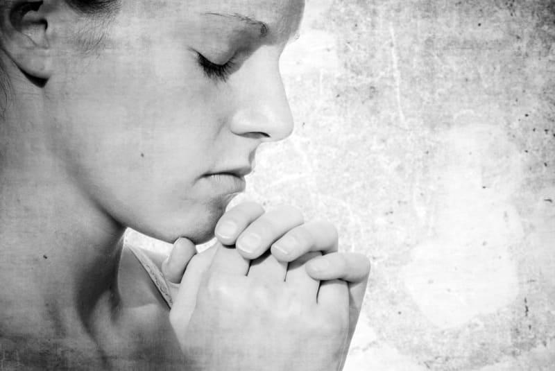 Фото молитвы
