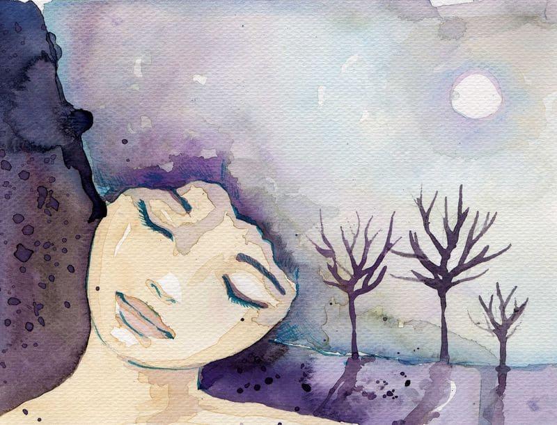 Рисунки во сне видеть