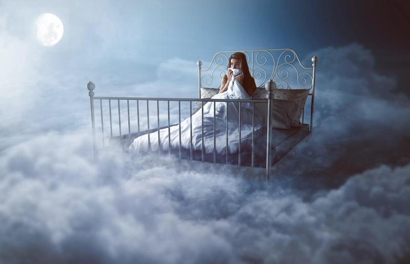 Фото осознанный сон